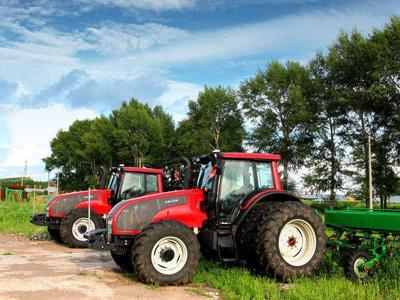 主要农作物全程机械化生产模式的通知