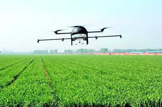 黑龙江关于尽快完成植保无人飞机数据对接的通知