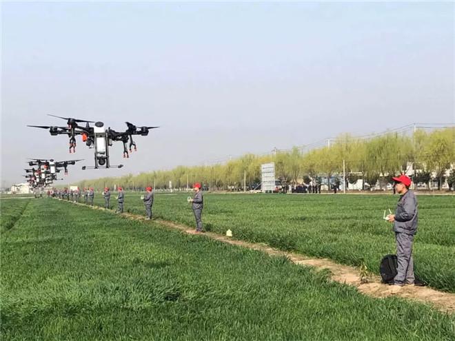 黑龙江省关于尽快完成植保无人飞机数据对接的通知