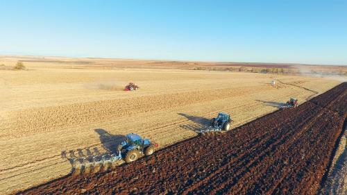 黑龙江农民收入实现新增长