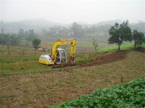 安徽省农业农村厅关于开展丘陵山区农田宜机化改造工作的通知