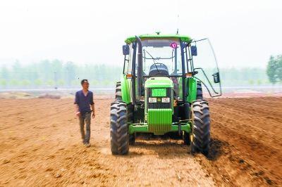 北京市关于发布农业机械试验鉴定办法通告