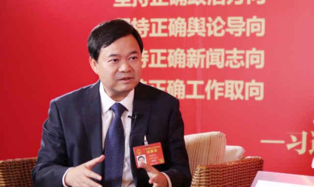 访全国人大代表、广西壮族自治区百色市市长周异决