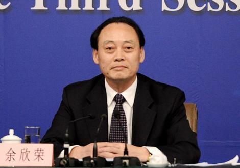 访全国政协委员、农业农村部原副部长余欣荣