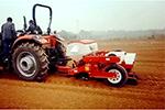 中国一拖免耕播种机和它的同门兄弟们