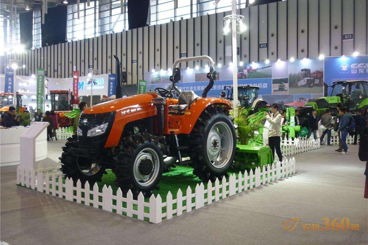 一日之计在于晨,一年之计在于春——2019湖南国际农机展(春季展)4月27-28日盛大召开!