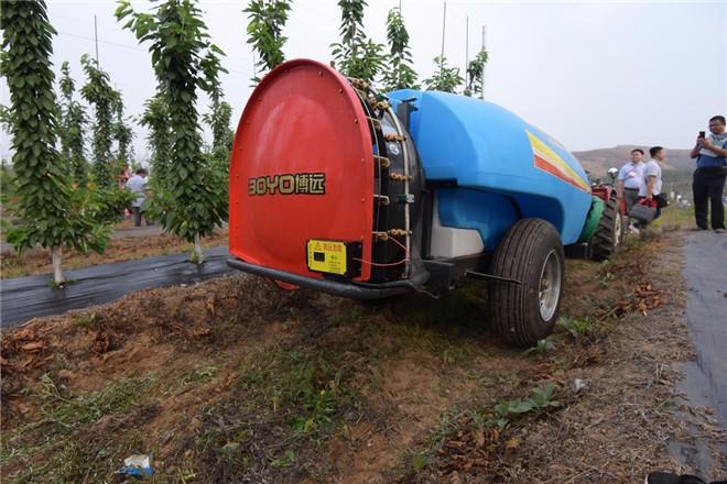 果园生产机械化,中农博远为您护航!