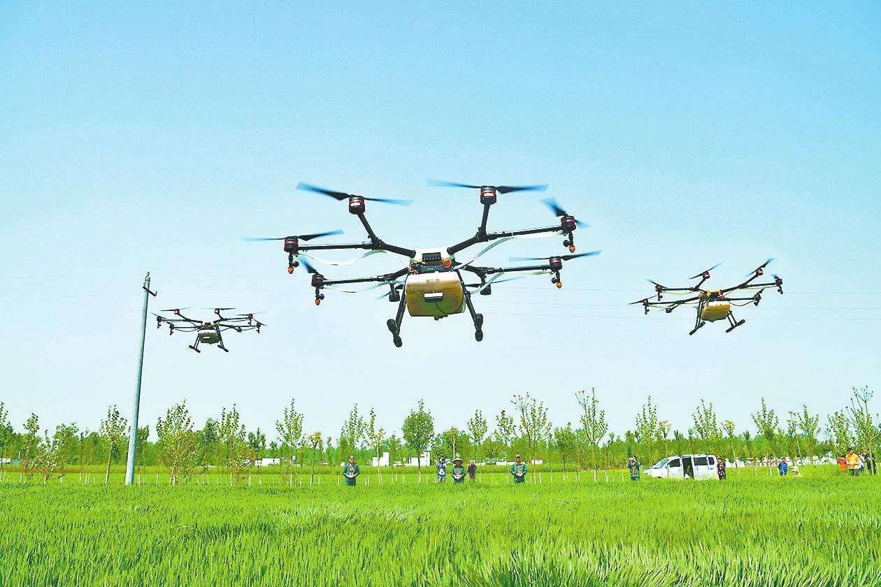 青岛市第一批植保无人飞机购置补贴试点归档信息的公告