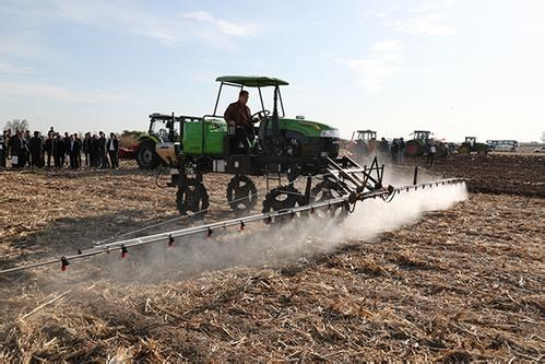 黑龙江农垦2018年新型农业机械购置补贴归档通过产品公告(第二批)