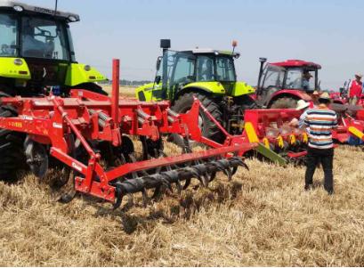 全国第三批基本实现主要农作物生产全程机械化示范县名单的公示