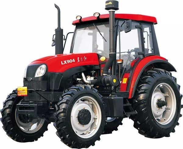 东方红LX904:省油,适用性强!