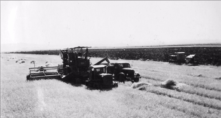 友谊农场农业机械化的跨越之路