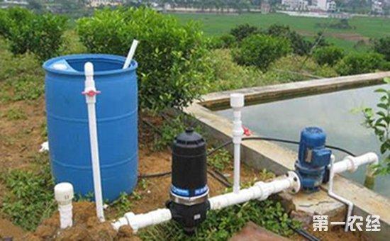 我国利用现代农业科技 多省市地区已使用水肥一体化灌溉设备