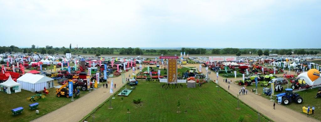 2019年(秋季)俄罗斯克拉斯诺达尔国际农业机械、设备和农产品材料展