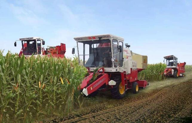 2019年,看好这几种玉米收获机!