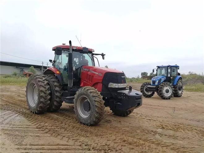 """驶向""""一带一路""""农机装备为啥慢了半拍"""