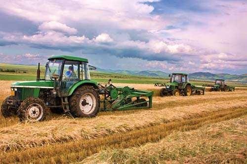 刘恒新:大力推进主要农作物全程机械化