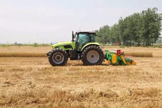 让农机作业更高效方便