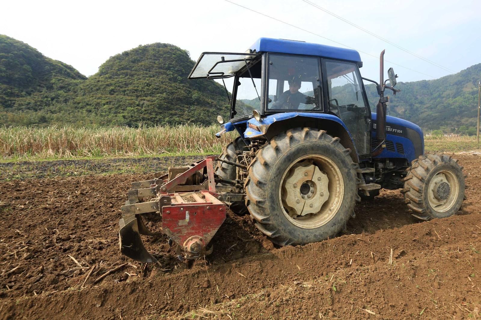 农机化司关于征求《农业机械试验鉴定工作规范(征求意见稿)》意见的函