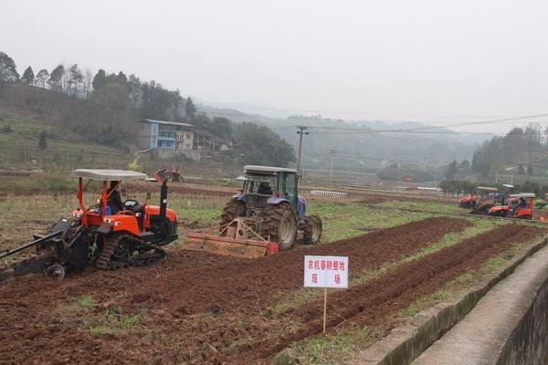 """秦大春:农田""""宜机化""""是补齐丘陵山区农机化短板的有效举措"""