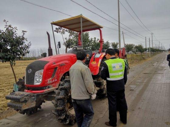 创历史新高:江苏省2018年使用农机报废更新补贴资金4805万元