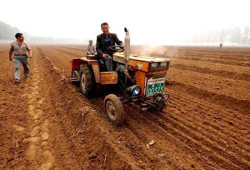 山东省关于注销有效期内农业机械推广鉴定证书的公示