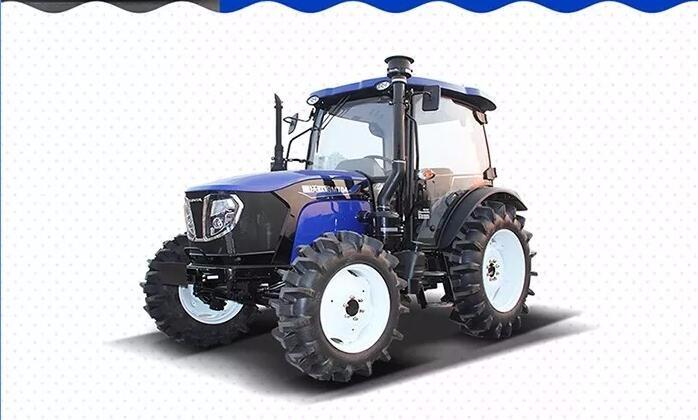水旱兼作区高效作业,雷沃欧豹M704-B拖拉机一机搞定!
