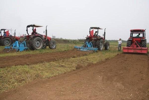 每亩补贴20元,共9000万元!甘肃省下达农机深松整地作业补贴资金