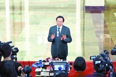 农业农村部部长韩长赋:今年中央支持粮食生产的政策将一以贯之