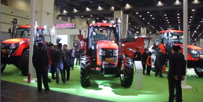 春季展折射农机行业悲观预期