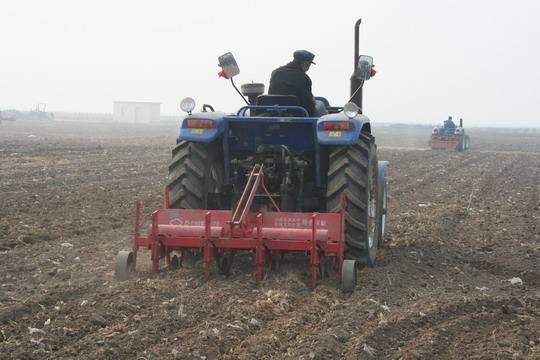 山东省关于2019年第一批省级农机推广鉴定结果的公示