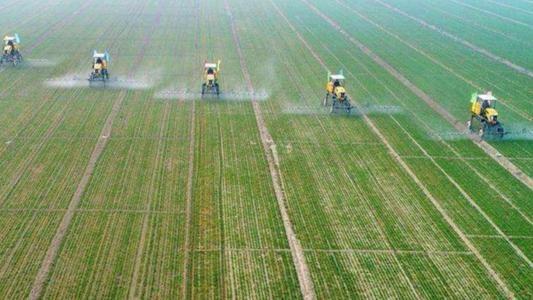 农业面源污染治理农机勇担重要使命