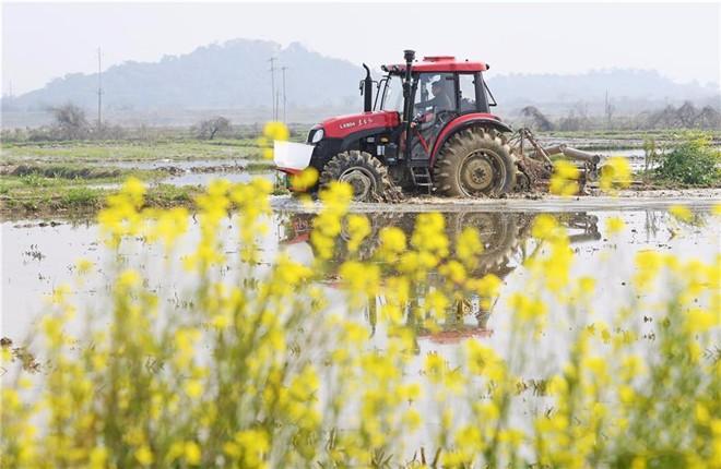 【图集】正是春暖农忙时