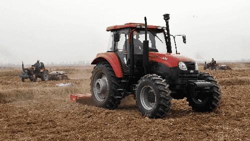 农业农村部发布153项农业机械推广鉴定大纲