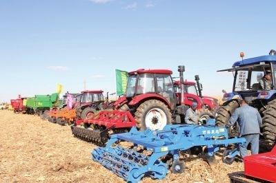 吉林省关于加快推进农业机械化和农机装备产业转型升级的实施意见
