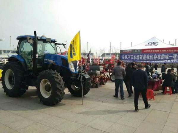黑龙江省关于2019年第一批省级农机推广鉴定结果的公示