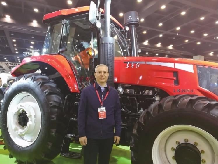 一拖黎晓煜:农业供给侧改革趟出高质量发展之路
