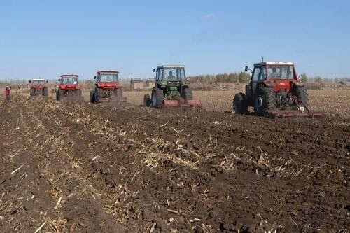 吉林对全省秸秆还田相关农机具采取敞开式补贴