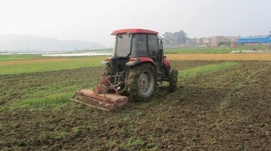 湖北省已实施2019年购机补贴资金1.53亿元,补贴各类农机具1.7万台