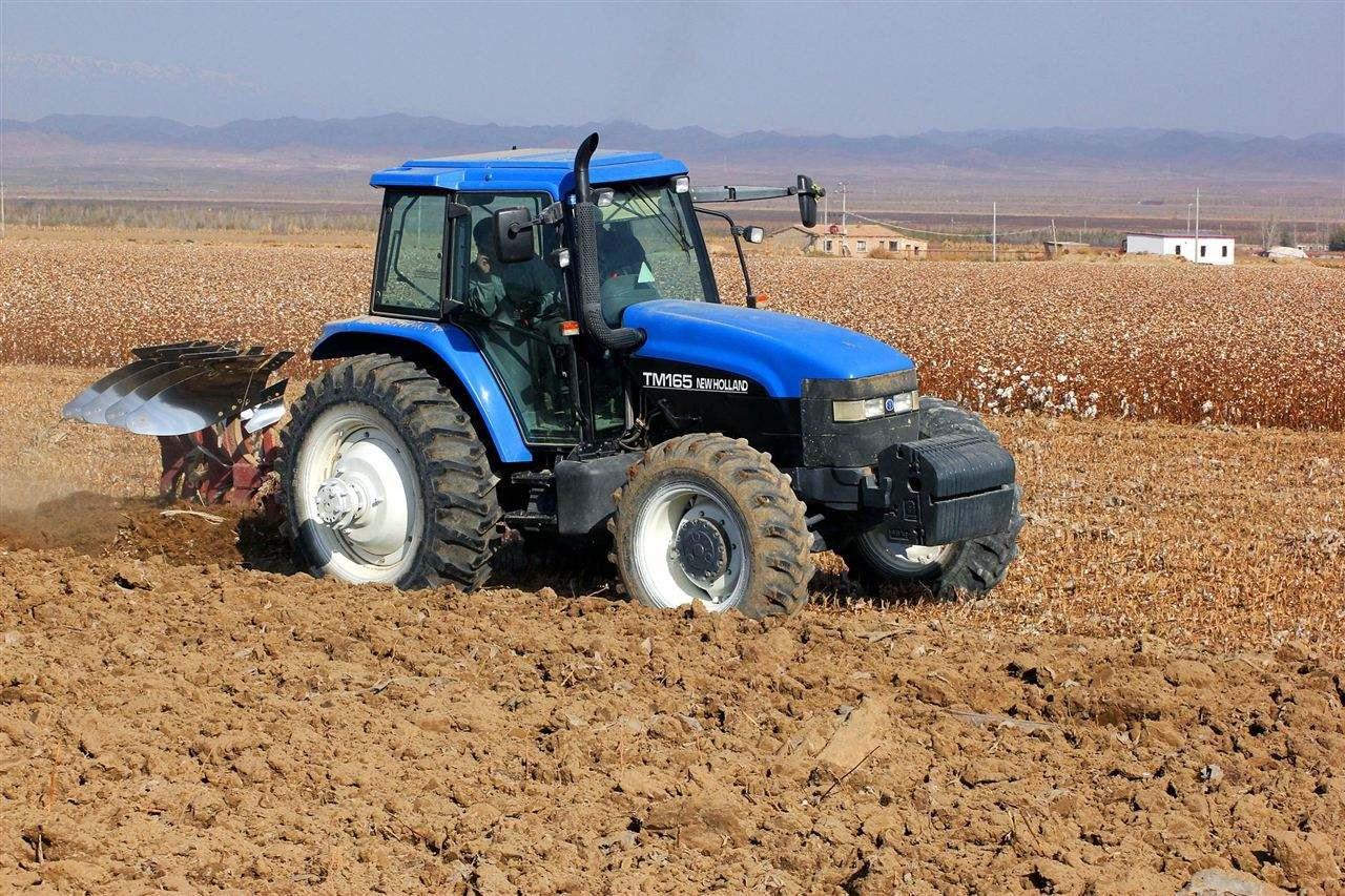 新疆关于印发《自治区农业机械化示范区建设指导意见(2019-2022年)》的通知