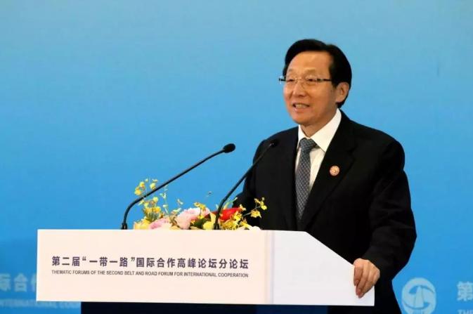 韩长赋:各国携手加强合作,共同推动农业转型升级