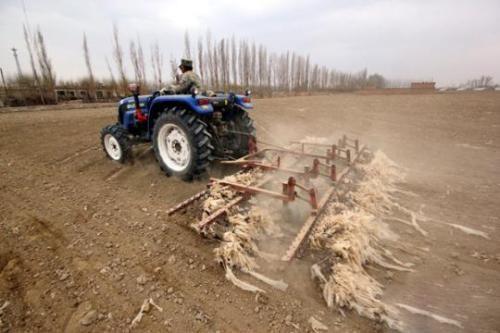 新疆关于印发2019-2020年农机新产品购置补贴试点实施方案的通知