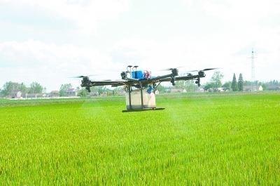 江西省关于开展2019年植保无人飞机产品投档工作的通知