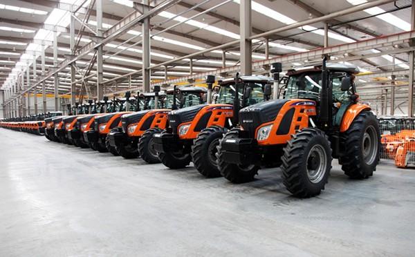 心系三农,涉足农机:助力民族品牌产业升级