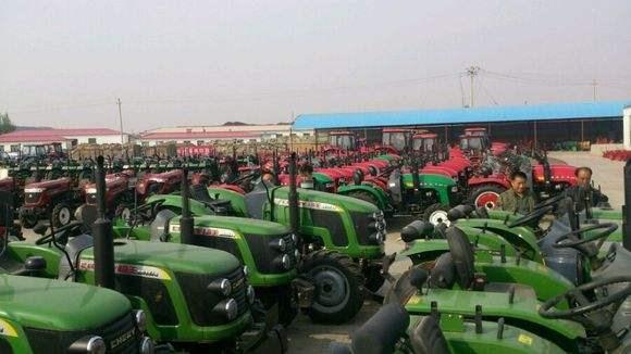 喜:全国农机一季度营收小幅增长  忧:拖拉机、谷物收割机继续下探