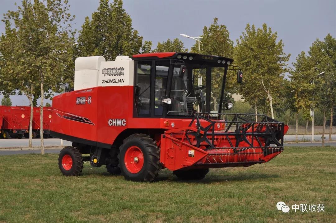 小麦收割机的基本保养