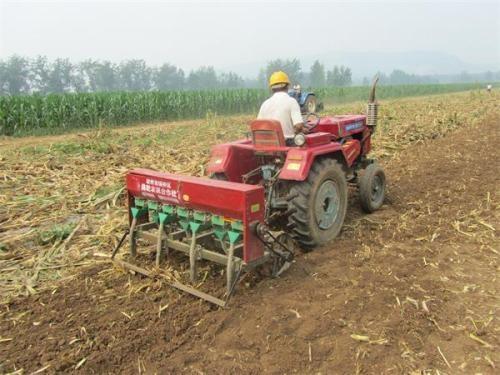 陕西省关于征求2018-2020年农机购置补贴机具种类范围及品目分档调整意见的通知