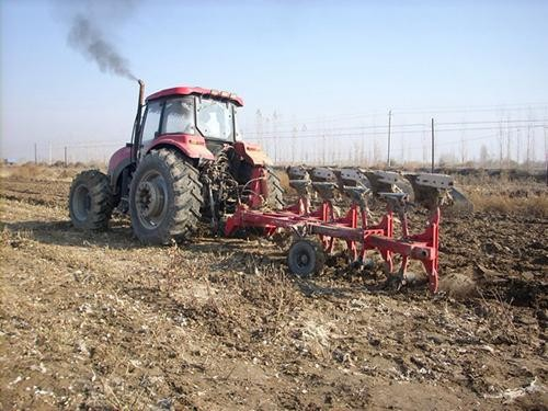 做新时代农机战线的追梦人