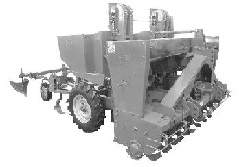 《现代农业装备与应用》—— 粮油机械-播种施肥机械
