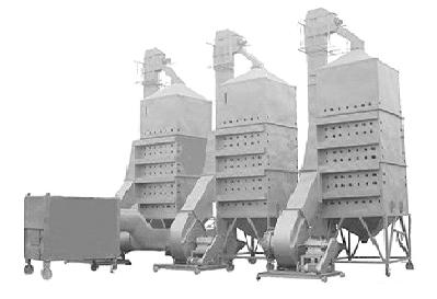 《现代农业装备与应用》—— 粮油机械-粮油烘干机